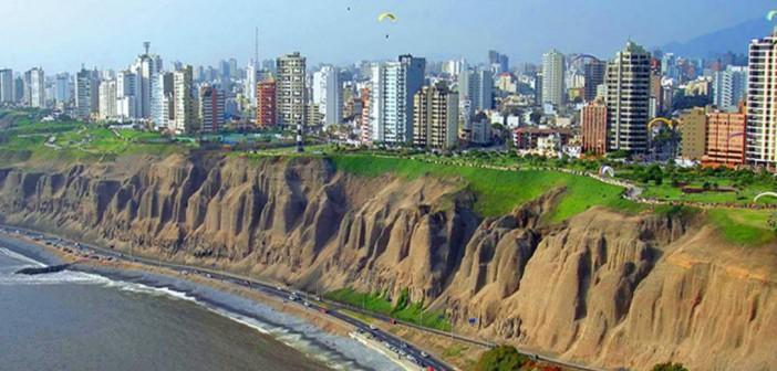 Perunun paytaxtında güclü yanğın olub, ölənlər var